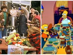 which thanksgiving tv special should you based on your food