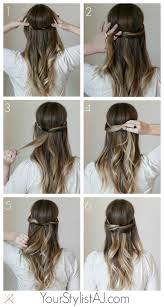 headbands that stay in place best 25 headband tuck ideas on headband updo