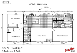 excel es3252 258 by new castle homes