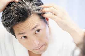 looking with grey hair grey hair gene discovered by scientists in breakthrough which