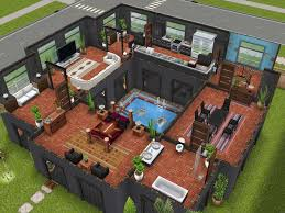 62 best sims freeplay house ideas images on pinterest sims house