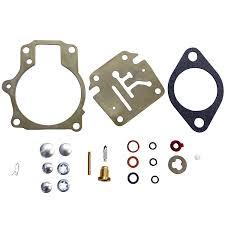 amazon com johnson evinrude carb carburetor rebuild kit 45 45 50