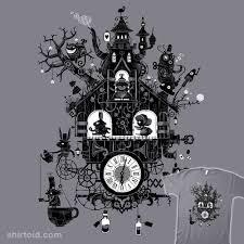 Alice In Wonderland Chandelier Through The Cuckoo U0027s Nest Shirtoid
