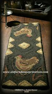 Primitive Hooked Rugs Primitive Hooked Rugs U0026 Pillows