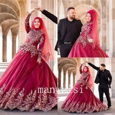 muslim wedding dress arab wedding dresses bead muslim bridal gown sleeve