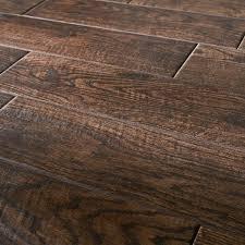 brown tile floor home tiles