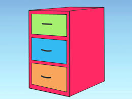 4 ways to give a file cabinet a makeover wikihow