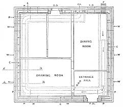 d852 ground floor plan of capacity design software architectural d852 ground floor plan of capacity design software architectural portfolio autocad archicad plans cad room building
