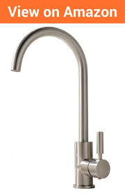 kitchen faucet best kitchen faucet in 2018 buyer s guide and reviews