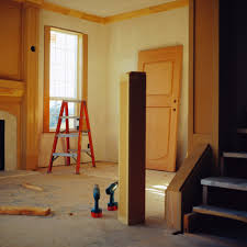 renovating a house finding a reliable plumber to take care of water damage issues in