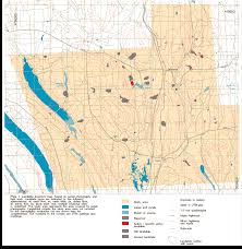 Ohio River Valley Map Tully Valley Landslide Study
