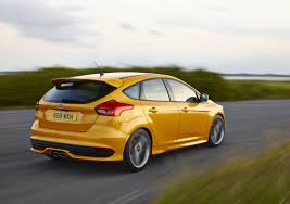 ford focus 2015 ford focus st here u0027s how much it costs in europe autoevolution