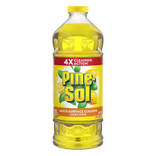 can i use pine sol to clean wood cabinets pine sol multi surface cleaner lemon fresh
