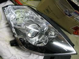 nissan 370z led headlights bi xenon headlights from 06 model nissan 350z forum nissan 370z