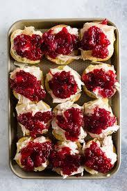 baked cranberry cheddar turkey sandwiches nutmeg nanny
