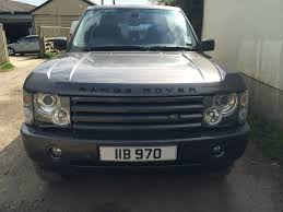 lifted land rover discovery second hand land rover range rover 3 0 td6 vogue 4dr auto face