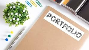 How To Present Resume At Interview How To Organize Your Portfolio For Your Job Interview