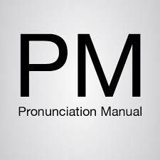 pronunciationmanual youtube