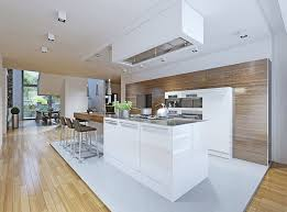 kitchen island wall 29 gorgeous one wall kitchen designs layout ideas designing idea