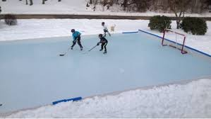 Backyard Rink Ideas Creative Designs Backyard Rink Refrigerated Rinks Gardening
