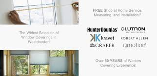 Shop At Home by Blinds Blinds Blinds Westchester U0027s Window Covering Experts