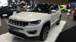 jeep compass limited interior 2018 jeep compass 1 6 multijet ii limited exterior and interior