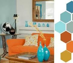 Best  Orange Living Room Furniture Ideas On Pinterest Orange - Orange living room design