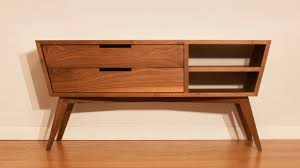 credenza design designing and building a modern credenza woodworking