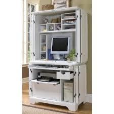 Corner Computer Armoire White Armoire Desk Great Home Interior And Furniture Design