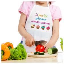 tablier cuisine enfants nos petits muslims pourront cuisiner avec l d un grand chef