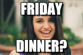 Rebecca Black Meme - friday rebecca black meme on memegen