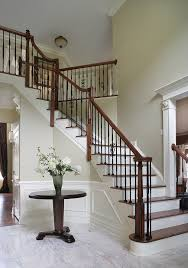 How To Decorate A Banister How To Decorate Staircase Staircase Contemporary With Spiral
