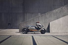futuristic style bmw u0027s latest motorcycle concept links futuristic style and tech