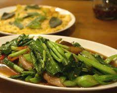 rat cuisine ราดหน าหม กรอบ rat naa mee grob crispy noodles in gravy