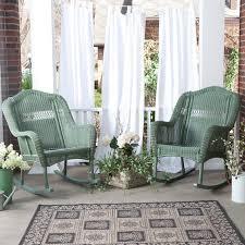 White Wicker Rocking Chair Outdoor Furniture White Rocking Chair With Casco Bay Furniture And