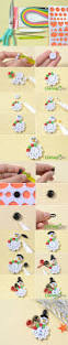 pandahall tutorial on how to make a christmas paper quilling