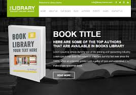 html5 templates for books top 5 author writer novelist ebook html5 templates