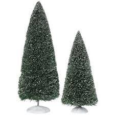 department 56 cross product mini sisal trees
