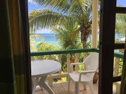 view from the bedroom picture of hosanna toco resort toco