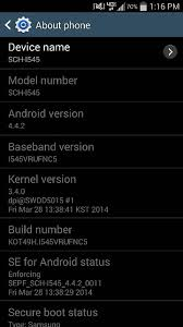 what android version do i how do i what rom i installed android forums at