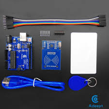 adruino uno r3 with rc522 rfid reader kit user manual for arduino