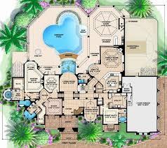 mediterranean home floor plans mediterranean home plans luxury luxury home plans 4 bedroom