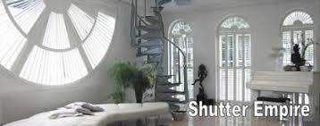 Bi Fold Shutters Interior Poly Shutters In Orlando Shutter Empire Plantation Poly