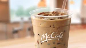 Iced Coffee Mcd mcdonald s tests new specialty coffees