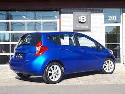 2016 nissan versa blue bardier automobiles inc 2014 nissan versa note 1 6 sl