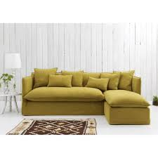Chaise Corner Sofa Leather Chaise Corner Sofa Bed Centerfieldbar Com