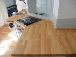 comptoir cuisine bois un comptoir de cuisine à moins de 100 soumission renovation