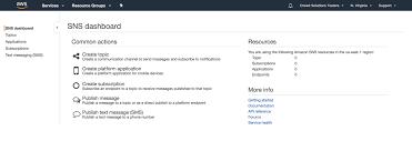 amazon sns tutorial using amazon sns with amazon mturk happenings at mturk