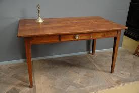 bureau merisier table bureau directoire en merisier xixeme