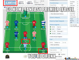 A League Memes - fantasy premier league mistake by manutd forever meme center